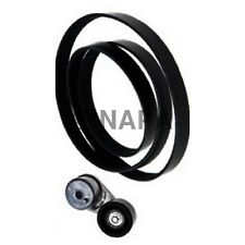 Serpentine Belt Drive Enhancement Kit-DOHC, Eng Code: VQ40DE, 24 Valves 38378K