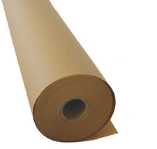 NEW Brown Kraft Paper, Wrapping paper,counter roll, gift wrap, 600mm x 50m