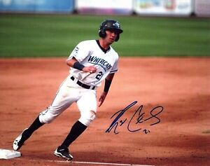 Kody Clemens Texas Signed 8x10 photo & card Autographed Detroit Tigers c