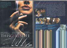 THIS GIRL'S LIFE - DVD (NUOVO SIGILLATO)