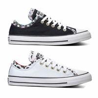 Converse Chucks Ox Low Double Upper Chuck Taylor All Star Sneaker Damen-Schuhe