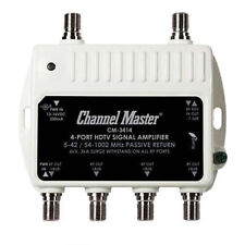 Tv Video Amp Home Audio Signal Amplifiers Amp Filters Ebay