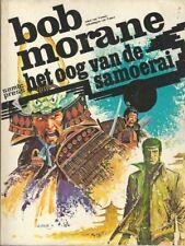 Bob Morane Het oog van de samoerai.