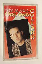 Todo Se Vale by Orlando Collado (1994)(Audio Cassette)