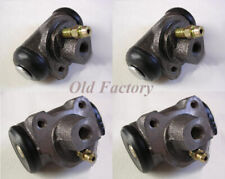 CITROEN 2CV  front & rear brake cylinders (4 pieces)  NEW RECENTLY MADE