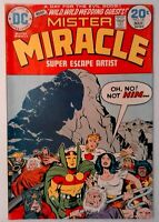 Mister Miracle #18 DC 1974 VF- Bronze Age Comic Book 1st Print