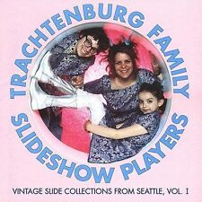 """TRACHTENBURG FAMILY SLIDESHOW PLAYERS """"VINTAGE SLIDE COLLECTIONS FROM SEATTLE"""""""
