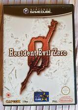 Resident Evil Zero [GAMECUBE - PAL UK - COMPLETO]