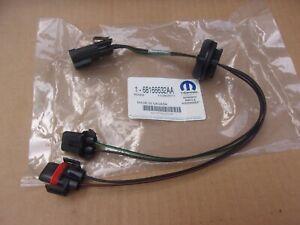 NEW Genuine Mopar 2011 Dodge Charger Police Car Halogen Headlamp Wiring Harness