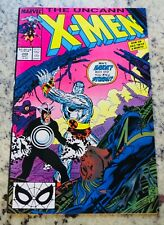 21-0402: Uncanny X-Men # 248, 1989, NM- 9.2!