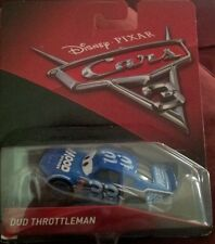 Disney Pixar Cars 3 Piston Cup #33 Mood Springs Dud Throttleman NEW MISP WAVE 2