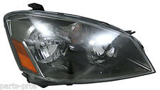 New Replacement Halogen Headlight Assembly RH / FOR 2005-06 NISSAN ALTIMA