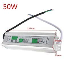 LED-strip Waterdichte IP67LED Driver Voeding Transformator DC 12V 50W