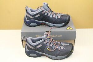 KEEN Detroit XT ST 1020033D Navy Men's Utility Shoes 9D New Display Model