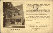 Niagara Falls NY The Inn c1915 Postcard