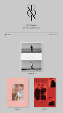 TVXQ NEW CHAPTER #2: THE TRUTH OF LOVE Random Ver. CD + Folded Poster
