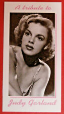 JUDY GARLAND - Card # 03 individual card - Tribute Collectables - 2010