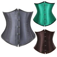 Women Sexy Waist Training Corsets Bustiers Body Shappers Underbust Corset Top