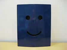 Metall Schlüsselkasten - Blau - 23 cm x 29 cm x 6 cm - NEU