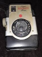Old Vtg Collectible Kodak Brownie Bulls-Eye Box Camera Photography