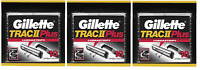 Gillette TRAC II Plus Razor Blade Refill Cartridges - 30 Count (Bulk Packaging)
