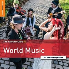 Rough Guide World Music [CD]