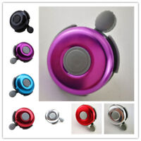 Metal Bicycle Cycling Ring Bell Alarm Bike Loud Sound Handlebar Horn Practical