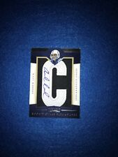 2012 Andrew Luck Prominence Letter 51/80 Auto Autograph