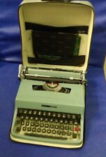 Olivetti Lettera 32 Manual Typewriter - Excellent Worldwide Shipping