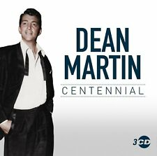 Dean Martin Centennial (100 Years Anniversary) The Very Best Of (Greatest Hits)