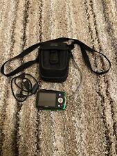 Fujifilm FinePix XP20 -14 MP Waterproof Digital Camera with Optical Zoom- Green