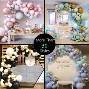 Macaron Balloon Arch Garland Kit Baby Shower Wedding Birthday Party Decor Set AU