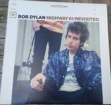 Bob Dylan, Highway 61 Revisited vinyl LP, reissue