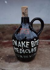 Halloween Decor ~ Table Prop ~ Ceramic Medicine Bottle Jug