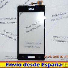 Pantalla Tactil Digitalizador Para LG Optimus L5 2 II E450 E460 NEGRA NEGRO