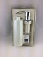 Price Pfister Soap-Lotion Dispencer Chrome