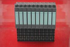 10X Siemens Simatic S7 6ES7132-4HB01-0AB0 ET200S