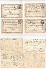 CPA précurseur Paris Décembre 1876 lot 472