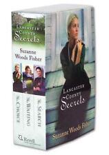 Amish Lancaster County Secrets, 3-in-1 Novel Susan Woods Fisher