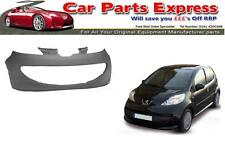 PEUGEOT 107 FRONT BUMPER PAINTED ANY COLOUR 2005 - 2009