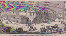 1865  --  NICE BATIMENTS  DE L ANCIENNE GARE   3A987