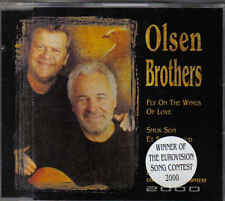Olsen Brothers- Fly on the wings of love cdm (eurovision songfestival 2000 )