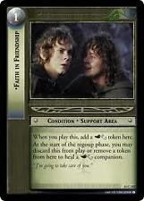 Lord of the Rings CCG Bloodlines 13C147 Faith in Friendship X2 LOTR TCG