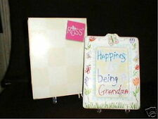 Happiness Is Being Grandma Picture/Photo Frame/ New Mib