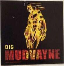 MUDVAYNE Dig & Nothing 2 RARE EDIT VERSIONS PROMO DJ CD single USA MINT