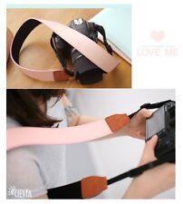 Ciesta Love Me Camera Neck Strap for DSLR SLR Mirrorless Cameras