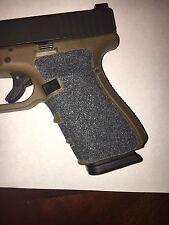 Glock 19/23 Gen. 4 Adhesive Aggressiv Griptape Grip, Stipple alternative