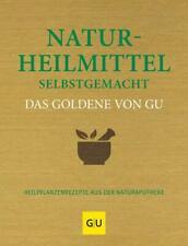 Naturheilmittel selbstgemacht Das Go*dene von GU Melanie Wenzel Buch Deutsch