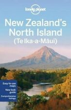 Lonely Planet New Zealand's North Island (Travel Guide), Slater, Lee 3rd Edition