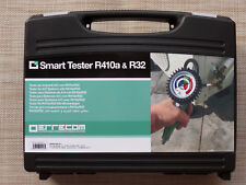 Smart Tester Diagnostic Scanner Tool Amount Refrigerant in Cold and Vehicle